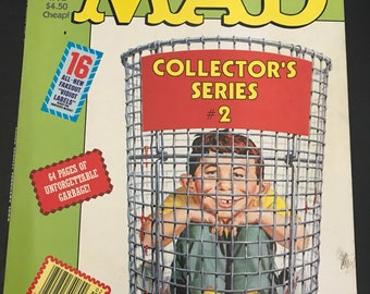 Mad Magazine - February 1992 Collector Series #2