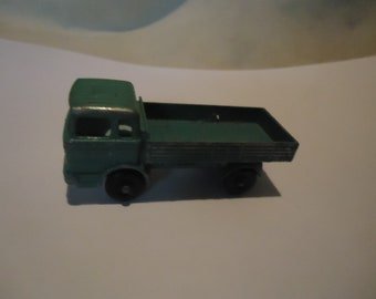 Vintage Matchbox Lesney Series No 1 Mercedes Truck Diecast Toy, collectable