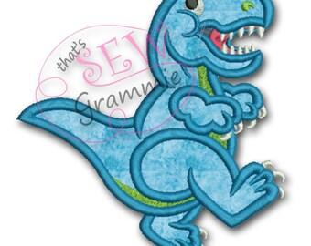 T-Rex Applique