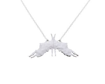 Rorschach Inkblot, Inkblot Test, Psychology, Psychologist Gift, Inkblot, Rorschach, Medical Gifts, rorschach inkblot necklace, psychologist