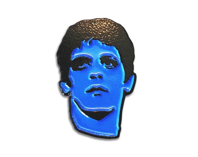 Blue Reed Pin