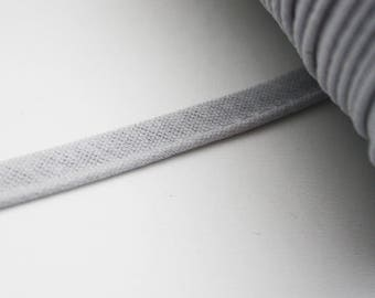 Clear 10 mm, 1 m, exceeding grey lame piping