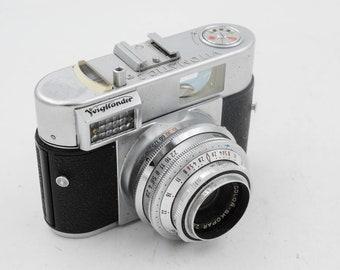 Voigtlander Vitomatic Ia 35mm Camera