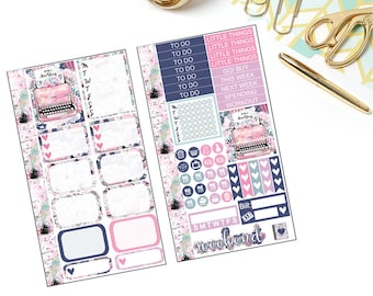 Writer -  Personal Planner Printable Stickers