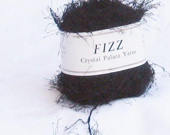 Fizz 7321, Crystal Palace, black, eyelash, short lash, destash