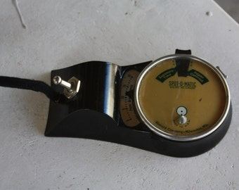 Spot-O-Matic Enlarging Meter