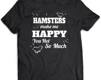 Hamster shirt. Hamster t shirt. Hamster gift.