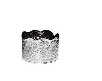 Sterling Silver Ring  - OOAK
