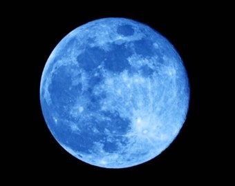 Full Sap Moon March 31 8:37AM in Libra - 11 inch Double Dipped  and Handcrafted