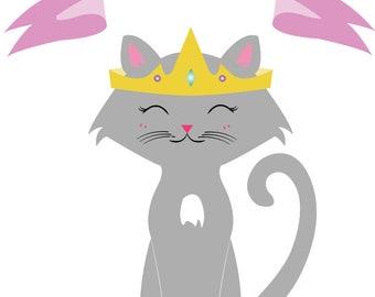 Cat Sticker