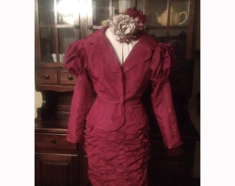 Effie Costume The Reaping Suit