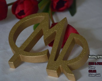 Mr and Mrs Wedding Decorations- Wedding decor- Mr and Mrs signs, Mr and Mrs Wood Wedding Decoration
