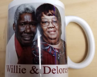 Custom Printed 11 oz Mugs