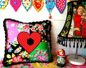 Gypsy Boho style floral p...