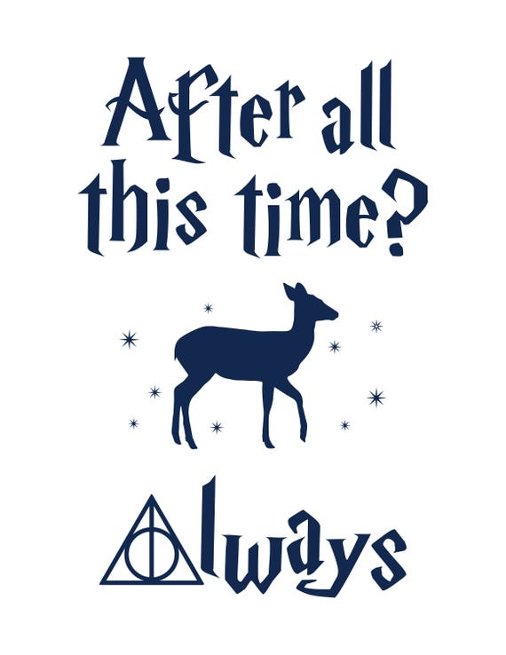 Image result for after all this time always
