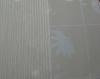 Raymond Waites Precious Metals Wallpaper Samples Leaves Altered Art Dollhouse Scrapbooking Large