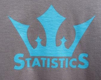 Statistics Crown T-Shirt