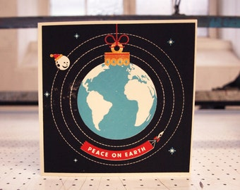Peace on Earth - Christmas Greetings Collection