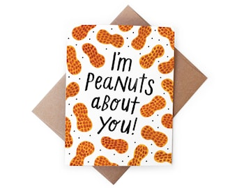 Peanuts About You Card