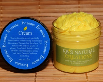Eczema Cream - I Know You're Itching to Try This - Freshly Made Weekly