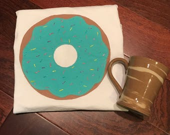 Womens Donut T-shirt