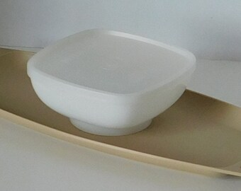 Tupperware Chip and Dip Tray