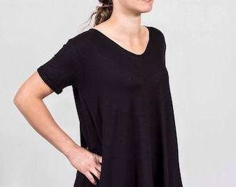 Tunic tops - Tunics for Women - Womens tunic tops - Womens tunics - Tunic dress - Tunic with pockets - Tunic shirt - Tunic dress women