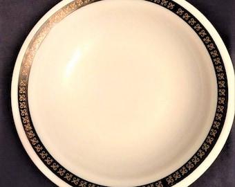 "Pyrex Tableware Ebony 4.5"" diameter berry bowl"