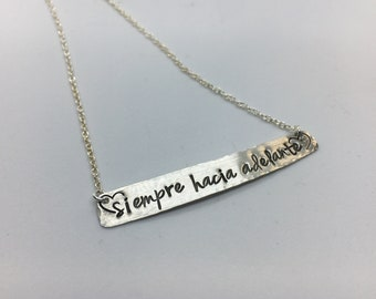 Reserved for Katie: Custom Necklace