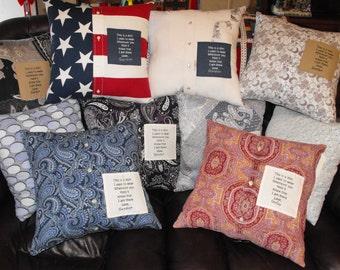 Rememberance Pillow