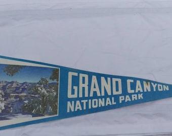 Grand Canyon Banner Pennant