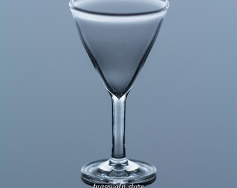 Dollhouse Miniatures Martini Glass [gy150]