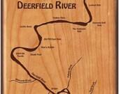 DEERFIELD RIVER MAP Fly B...
