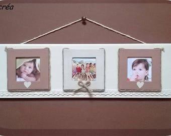 nature wall photo frame