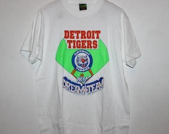 Vintage Deadstock Detroit Tigers MLB T-Shirt L