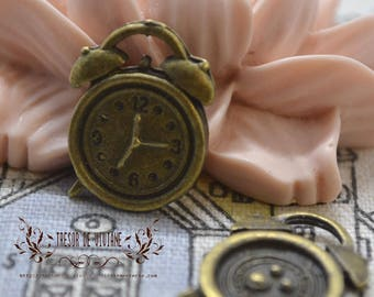 set of 8 QWP013 watches, alarm clock, Alarm clock, Watch, pendant