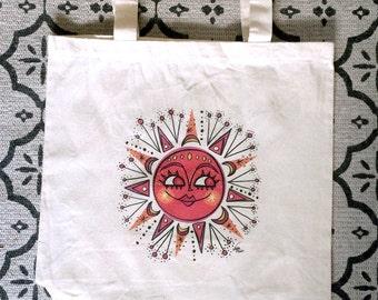 Shiny Shopper Sun Tote