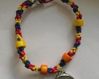 life porpoise bracelet
