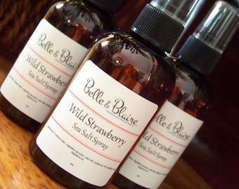Wild Strawberry Sea Salt Spray- 4oz
