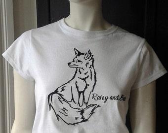 Like a Fox - Original Artwork T-Shirt