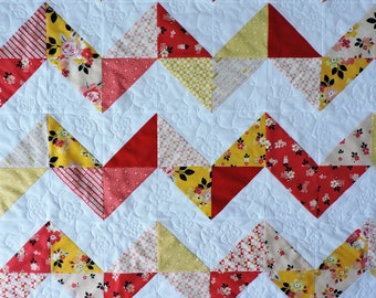 Hand made throw quilt, Mother's Day gift, quilts for sale