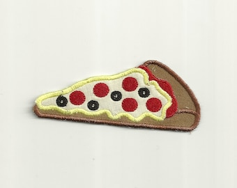 Slice of Pizza, Patch! Custom Made!
