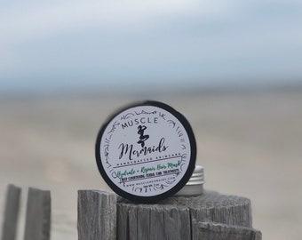 Hydrate & Repair Herbal Hair Mask - NEW Herbal Formula:  Deep Conditioning Argan Oil Hair Treatment - Hair Oil -