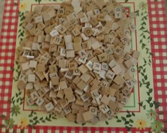Scrabble Tiles -- 1000 Tiles -- Huge Lot