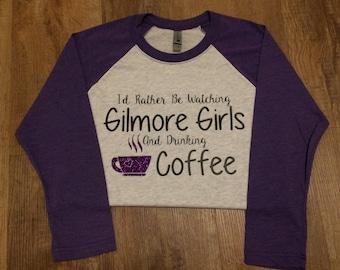 Rather Be Watching Gilmore Girls