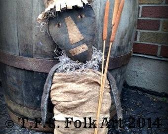 Scarecrow Folk E-Pattern