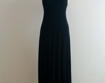Calvin Klein Collection maxi dress with silk lining