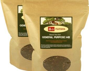 Fujiyama Bonsai Soil - 10 Quart Bag (PM52-10)