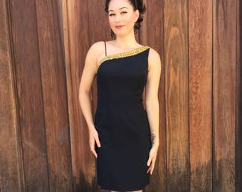 1960s Lilli Diamond Dress