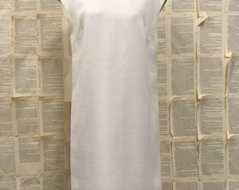 1960s Vintage Ilsa Engle Summer Shift Dress